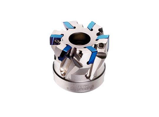Shoulder milling cutter HC90 Megavant HC90